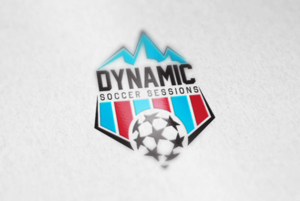 Dynamic Soccer Camp logo
