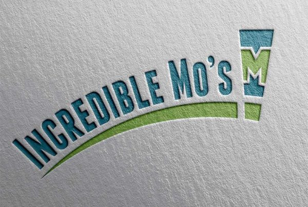 Incredible Mo's logo design