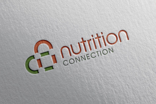 Nutrition Connection logo design
