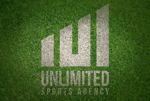 Unlimited Sports Agency logo design